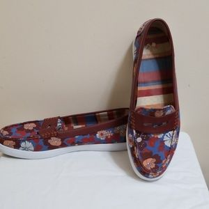 Cole Haan Freedom Floral Nantucket Loafer-10B